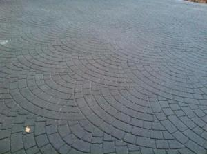 Driveway Impressions Stamped Asphalt, Arlington VA